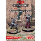 D&D Collector`s Series: Neverwinter - Valindra Shadowmantle & Wight 71045