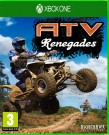 ATV Renegades Xbox One video spēle