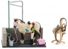 SCHLEICH HORSE WASH AREA 42104
