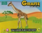Green Board Games Giraffe Build and Learn Model /Toys
