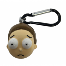 3D Polyresin Keychain - Rick and Morty (Morty) RKR39137