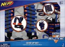 NERF - Elite Multi-Pack Stealth Striker Set /Toys
