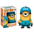 Funko POP! Despicable Me 3 - I Heart Gru Mel Vinyl Figure 10cm limited FK13460