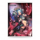 UP - Wall Scroll - Force of Will - The Beast Queen's Counterattack (Pricia) 84746