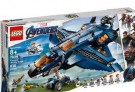 (D) LEGO Super Heroes - Avengers Ultimate Quinjet Playset (Damage Packaging) /Toys