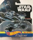 Hot Wheels - Star Wars Carships TIE Fighter (DPV27)/Toys