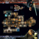 FFG - Star Wars: Imperial Assault Skirmish Map - Jabba?s Palace - EN FFGSWI50