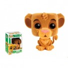 Funko POP! Disney The Lion King - Flocked Simba Vinyl Figure 4-inch FK4264