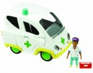 Fireman Sam - Ambulance - Toy - Rotaļlieta