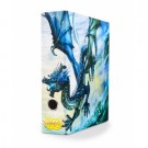 Dragon Shield Slipcase Binder - Blue art Dragon