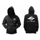 E-sports Special - Team Secret Hoodie Logo Black - Size XXL GE1851XXL