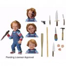 Chucky - Ultimate Chucky Action Figure 10cm NECA42112