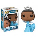 Funko POP! Disney Princess & The Frog - Tiana in Gown Vinyl Figure 10cm Exclusive FK11223