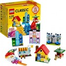 (U) LEGO 10703 Classic Creative Builder Box Construction Set (Used/Damaged Packaging) /Toys