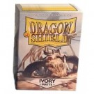 Dragon Shield Standard Sleeves - Matte Ivory (100 Sleeves) 11017
