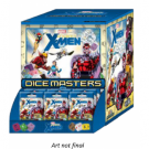 Galda spēle Marvel Dice Masters - Set 2: Uncanny X-Men Gravity Feed Display (90 Packs) - EN WZK71660