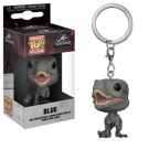 Funko POP! Keychain: Jurassic World Fallen Kingdom - Blue Vinyl Figure 4cm FK31825