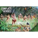 Galda spēle Conflict of Heroes: Guadalcanal (Slightly damaged box) 5014AYGsd