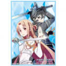 "Bushiroad Standard Sleeves Collection - HG Vol.1378 - Sword Art Online: Ordinal scale Kirito & Asuna"" (60 Sleeves)"""