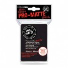 UP - Small Sleeves - Pro-Matte - Black (60 Sleeves) 84021