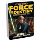FFG - Star Wars RPG: Force and Destiny - Sentinel Signature Abilities Specialization Deck - EN FFGuSWF34