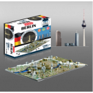 4D Cityscape - Berlin, Germany Puzzle 40022