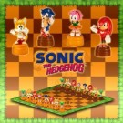 Sonic the Hedgehog Chess Set - Toy
