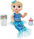 Baby Alive - Shimmer N Splash Mermaid Blonde Hair /Toys