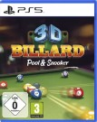 3D Billard Playstation 5 (PS5) video game