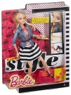 Barbie - Style Dolls - Barbie Striped Skill  Toy - Rotaļlieta