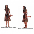 American Gods - Action Figure - Laura Moon 18cm NECA45570