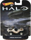 Hot Wheels - Halo Urban Warhog Jeep (FLD12)/Toys