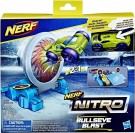 NERF NITRO DOUBLE ACTION STUNT FOAM CAR ASST E0856