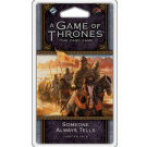Galda spēle FFG - A Game of Thrones LCG 2nd Edition: Someone Always Tells - EN FFGGT28