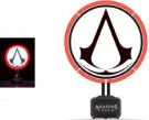 Assassins Creed  - Small Neon Light  (UK plug)