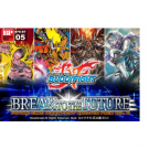 Future Card Buddyfight - Booster Pack Vol. 5: Break to the Future - Booster Display (30 Packs) - EN BFE-BT05