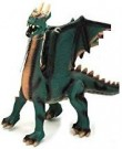Globo Toys  38 cm W'Toy Soft Flying  Turquoise Dragon /Toys