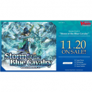 Cardfight!! Vanguard - Booster Display: Storm of the Blue Cavalry (16 Packs) - EN VGE-V-BT11