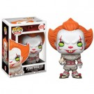 Funko POP! Movies IT - Pennywise with Boat Vinyl Figure 10cm FK20176