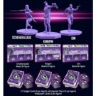 Galda spēle Agents of Mayhem Firing Squad Expansion - EN 1010AYG