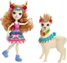 Enchantimals - Lluella Llama and Fleecy Figure /Toys