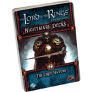 Galda spēle FFG - Lord of the Rings LCG: The Grey Havens Nightmare Deck - EN FFGMEN44