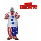 House Of 1000 Corpses Captain Spaulding Clothed Action Figure 18cm NECA14944