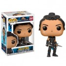 Funko POP! Marvel Thor Ragnarok The Movie - Valkyrie Vinyl Figure Bobble-Head 10cm FK13770