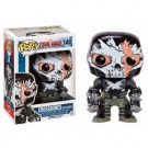 Funko POP! Marvel - Captain America 3: Civil War - Crossbones Battle Damaged - Vinyl Figure 10cm Limited Edition FK7527