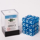 Blackfire Dice Cube - 12mm D6 36 Dice Set - Transparent Sky Blue 91696