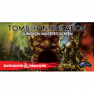 D&D: Tomb of Annihilation Dungeon Master's Screen - EN GF973708