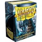 Dragon Shield Standard Sleeves - Black (100 Sleeves) 10002