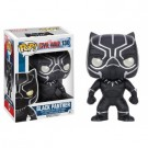 Funko POP! Marvel - Captain America 3: Civil War - Black Panther - Vinyl Figure 10cm FK7229