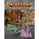 Galda spēle Pathfinder Adventure Path: The Reaper's Right Hand (War for the Crown 5 of 6) - EN PZO90131